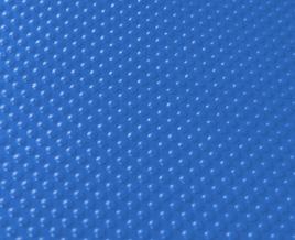 Plástico Azul