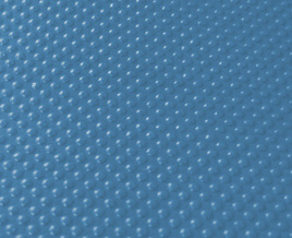 Plástico Azul Turquesa