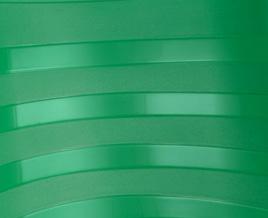 Plástico Touring Verde