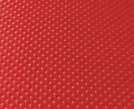 Plástico Vermelho