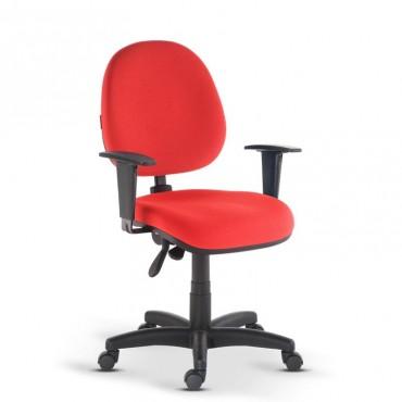 Cadeira Spirit Secr. Exec. com BackSystem